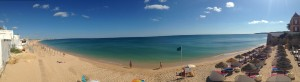 Armacao de Pera - best beach of the Algarve